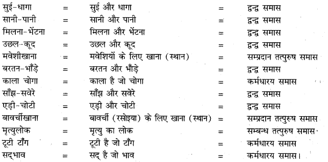 RBSE Solutions For Class 10 Hindi Chapter 2