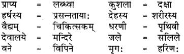 Vilom Shabd In Sanskrit For Class 7 RBSE