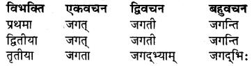 Sanskrit Balak Shabd Roop RBSE Class 7