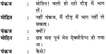 Samvad Lekhan In Hindi Topics For Class 8 RBSE