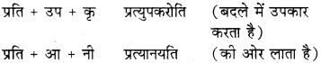 Sanskrit Upsarg Ke Udaharan RBSE Class 8