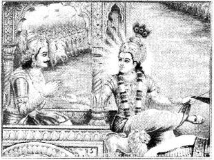 Sanskrit Patra Lekhan Class 9