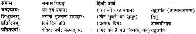 Sanskrit Samas Examples