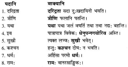 10 वीं कक्षा संस्कृत पुस्तक Pdf Download RBSE