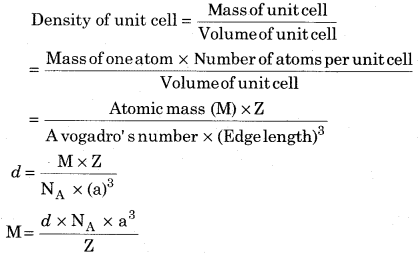 RBSE Solutions For Class 12 Chemistry Chapter 1