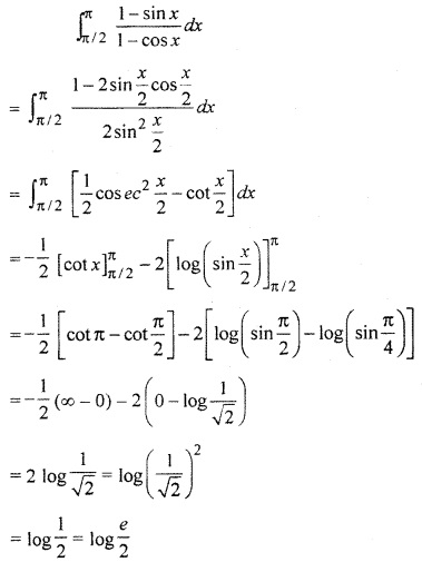 RBSE 12th Maths Solution
