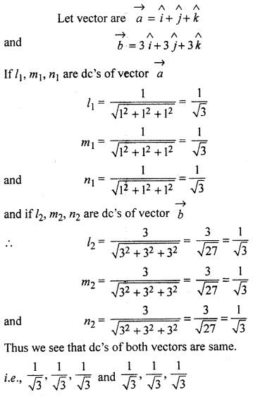 12 Maths RBSE Solution Ch 13