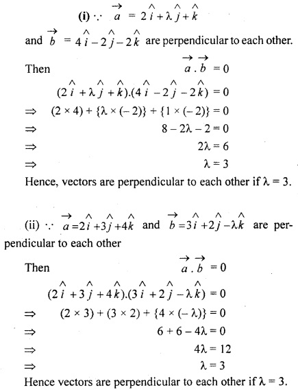12th Maths RBSE Solution Chapter 13