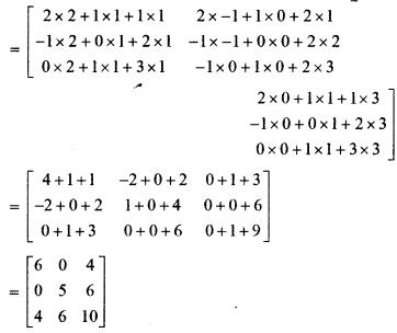 Class 12 Maths Chapter 3 RBSE