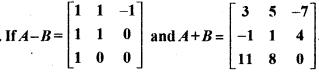 Miscellaneous Ex Ch 3 Class 12 Maths RBSE