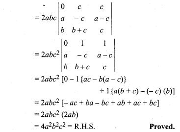 Exercise 4.2 Class 12 Maths Determinants