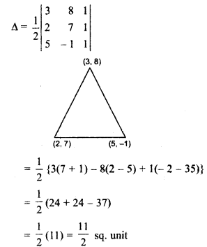 RBSE Solutions For Class 12 Maths Chapter 5.2 Inverse Of A Matrix And Linear Equations