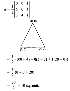 Ex 5.2 Class 12 RBSE Inverse Of A Matrix And Linear Equations