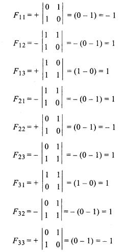 12th Maths RBSE Solution