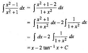 Class 12 Maths Ex 9.1 Integration