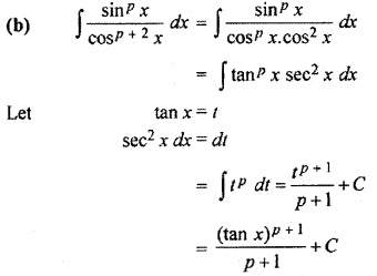 RBSE Solutions For Class 12 Maths Chapter 9.2 Integration
