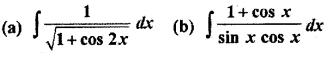 9.2 Class 12 Maths Integration