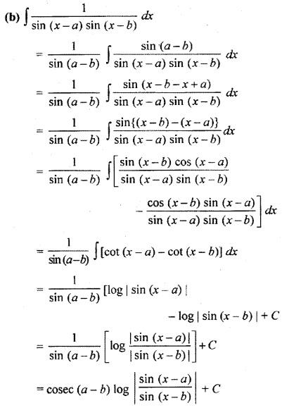 Class 12 Maths Chapter 9.2 Integration RBSE