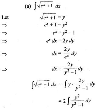 RBSE Class 12 Math Chapter 9.2 Integration