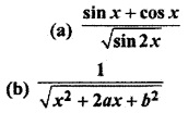 Exercise 9.3 Class 12 Maths Integration RBSE