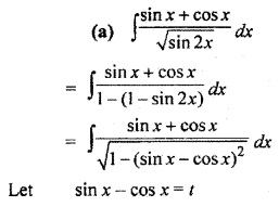 RBSE Solutions For Class 12 Maths Chapter 9