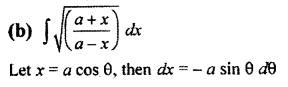 9.3 Maths Class 12 Integration RBSE