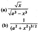 Maths Solution Integration RBSE ch 9