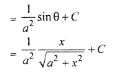 Class 12 Maths Exercise 9.3 Solutions Integration