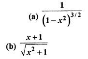 Ex 9.3 Solutions Class 12 Integration