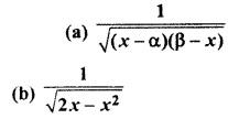 Chapter 9 Class 12 Maths Integration