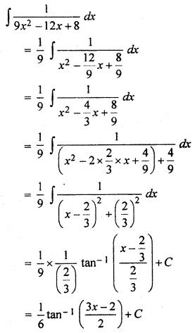 9.5 12th Maths Integration