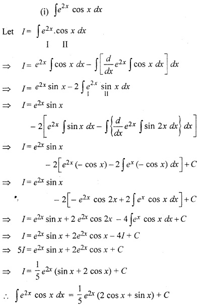 RBSE Solutions For Class 12 Maths Chapter 9.7