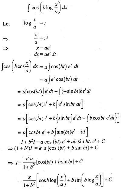 RBSE Solution For Class 12 Maths