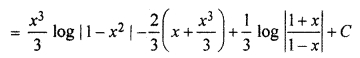 RBSE Solutions For Class 12 Maths Integration Miscellaneous Exercise