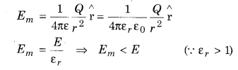RBSE 12 Physics Solutions Electric Field