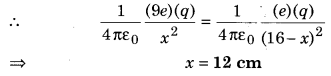 RBSE Class 12 Physics Chapter 1 Numericals Electric Field