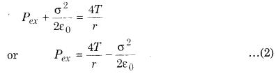 Gauss Theorem Physics Class 12 RBSE Solutions