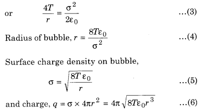 Gauss Theorem And Its Application Class 12 RBSE Solutions