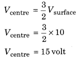 RBSE Solutions 12th Physics 3 Electric Potential
