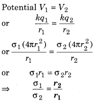 RBSE Solution Class 12 Physics 3 Electric Potential