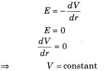 RBSE Solution Class 12th Physics 3 Electric Potential