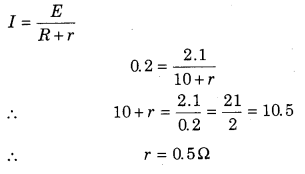 Physics Class 12 RBSE Solutions