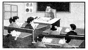 Chitra Lekhan In Sanskrit RBSE Class 10