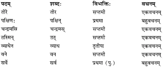 RBSE Solutions For Class 10 Sanskrit Chapter 2