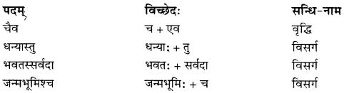 RBSE Solutions For Class 10 Sanskrit Chapter 3
