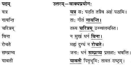 RBSE Class 10 Sanskrit Solutions