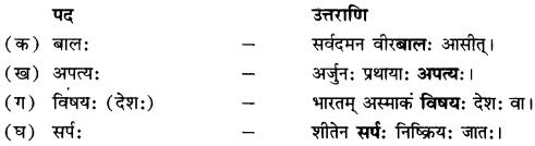 RBSE Solutions for Class 10 Sanskrit स्पन्दन Chapter 4 जृम्भस्व सिंह! दन्तांस्ते गणयिष्ये