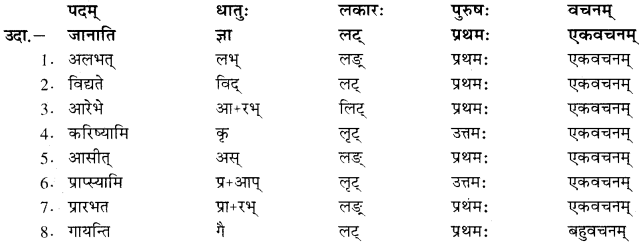 RBSE Solutions for Class 10 Sanskrit स्पन्दन Chapter 6 महाराणा प्रतापः