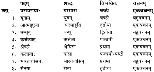 कक्षा 10 संस्कृत पाठ 6
