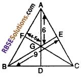 RBSE Class 10 Maths Chapter 10